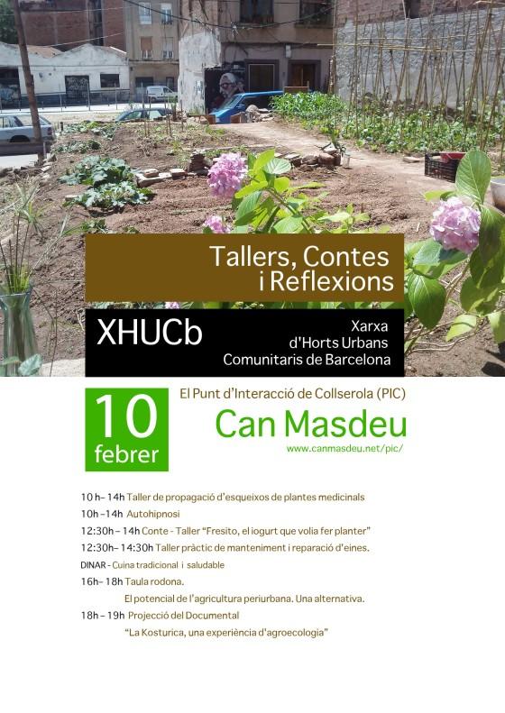 XHUCb PIC Can Masdeu